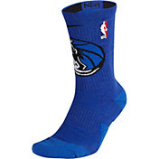 Nike Dallas Mavericks Elite Crew Socks
