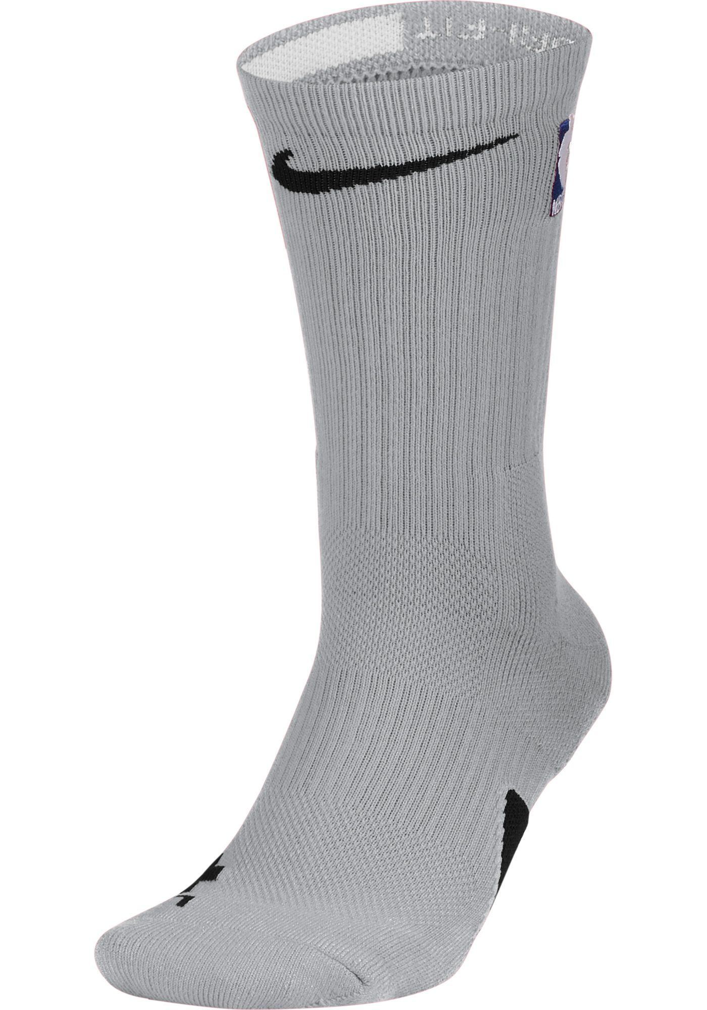 Nike NBA League Silver Elite Crew Socks
