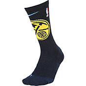 Nike Denver Nuggets Elite Crew Socks