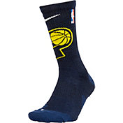 Nike Indiana Pacers Elite Crew Socks