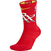 Nike Houston Rockets Elite Crew Socks