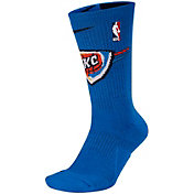 Nike Oklahoma City Thunder Elite Crew Socks
