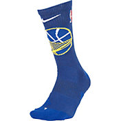 Nike Golden State Warriors Elite Crew Socks