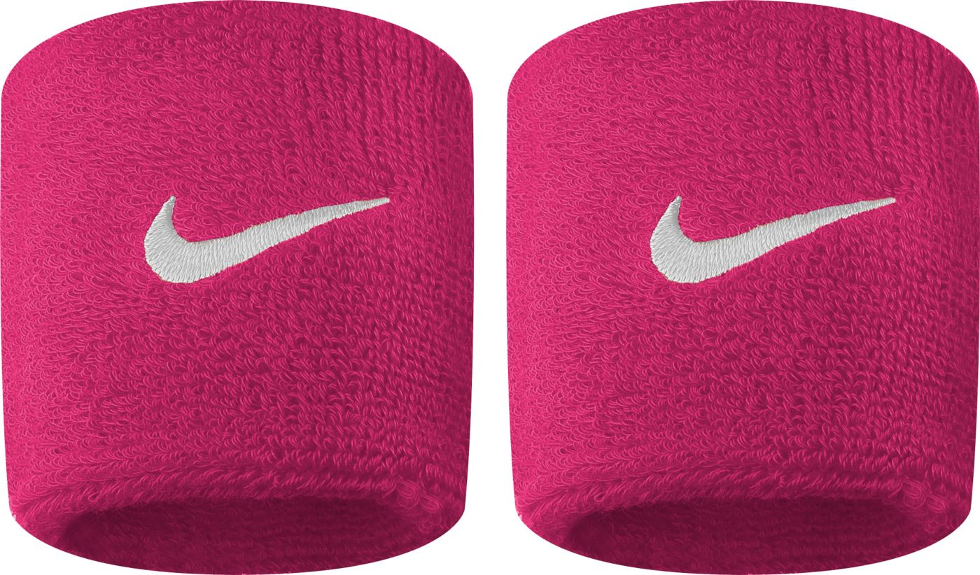 Nike Swoosh Wristbands - 3""