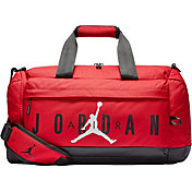 Product Image · Jordan Velocity Duffle Bag · Gym Red · White · Black 741132d974f58
