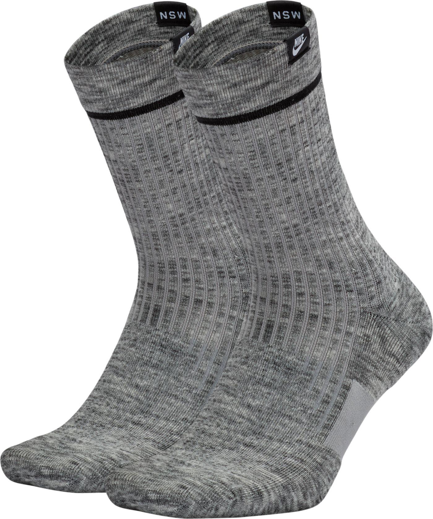 Nike Sneaker Sox Essential Crew Socks 2 Pack