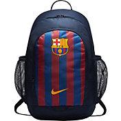 Nike Barcelona Stadium Soccer Backpack