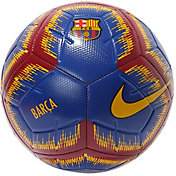 Nike Strike FCB Soccer Ball
