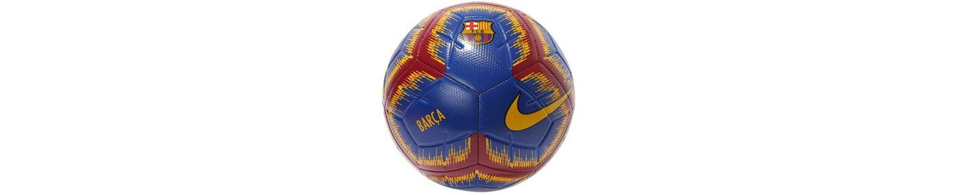 Nike Strike FCB Soccer Ball