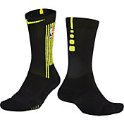 Nike Atlanta Hawks City Edition Elite Quick NBA Crew Socks