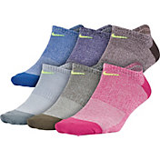 Nike Women's Everyday Lightweight No-Show Training Socks 6 Pack