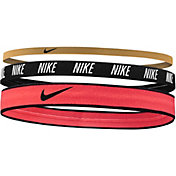 Nike Women's 3-Pack Mixed Headbands