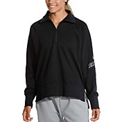 Nike Women's Dry Colorblock Endurance Half-Zip Training Pullover