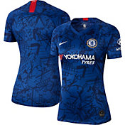 Nike Women's Chelsea FC '19 Breathe Stadium Home Replica Jersey