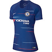 Nike Women's Chelsea 2018 Breathe Stadium Home Replica Jersey