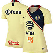 Nike Women's Club America 2018 Breathe Stadium Home Replica Jersey