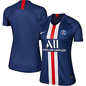 Nike Women's Paris Saint-Germain '19 Breathe Stadium Home Replica Jersey