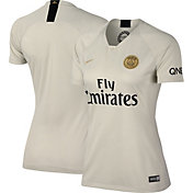 Nike Women's Paris Saint-Germain 2018 Breathe Stadium Away Replica Jersey