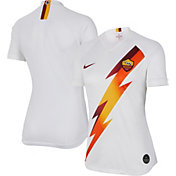 Nike Women's AS Roma '19 Breathe Stadium Away Replica Jersey