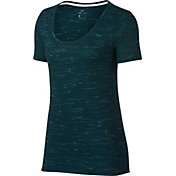 Nike Women's Legend Dri-FIT Fleck T-Shirt