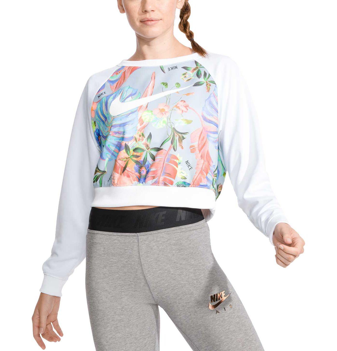 Nike Women's Sportswear Femme Crop Pullover