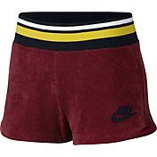 Nike Women's Archive French Terry Training Shorts