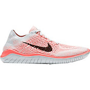 624c401a3a2 Nike Women s Free RN Flyknit 2018 Running Shoes