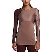 Nike Women's Pro HyperCool Long Sleeve Training Shirt