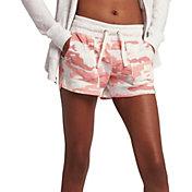 Nike Women's Sportswear Vintage Camo Shorts