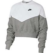 Nike Women's Sportswear Heritage Crew Pullover