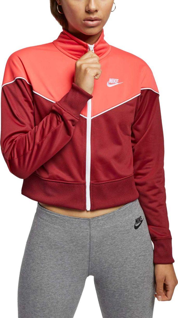 Nike Women's Heritage Track Jacket