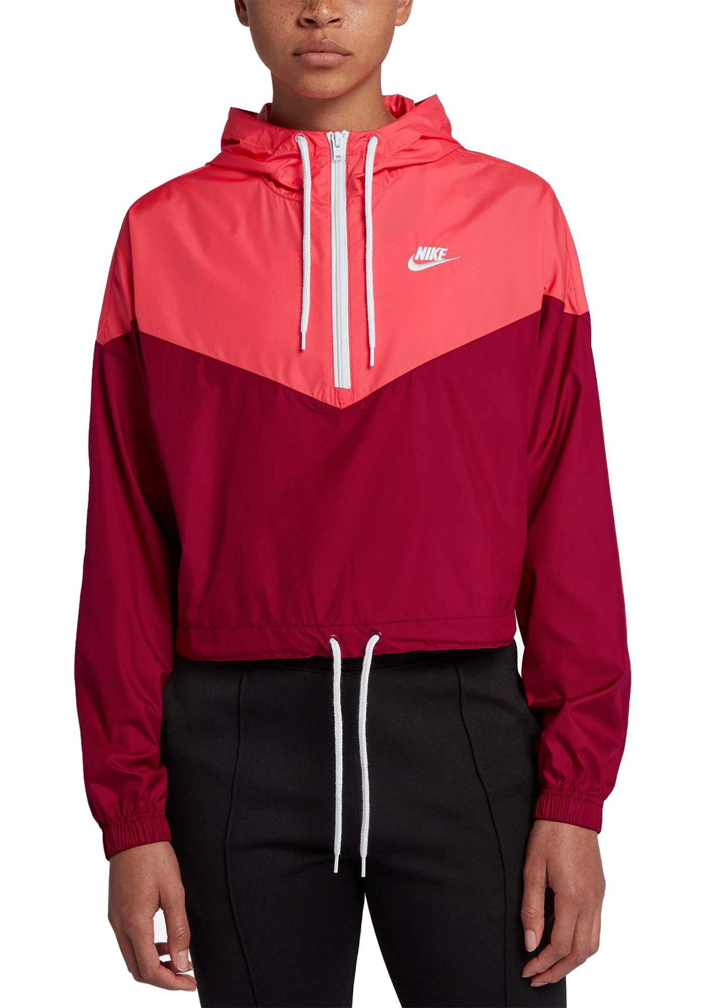 Nike Women's Sportswear Heritage Windrunner Jacket