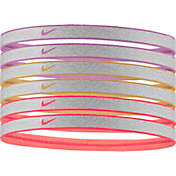 Nike Women's 6-Pack Heatherized Headbands