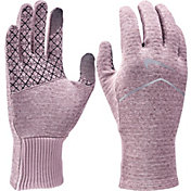 Nike Women's Heatherized Sphere Running Gloves