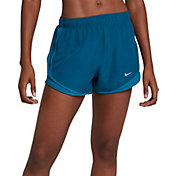 Nike Women's 3'' Dry Tempo Heatherized Running Shorts