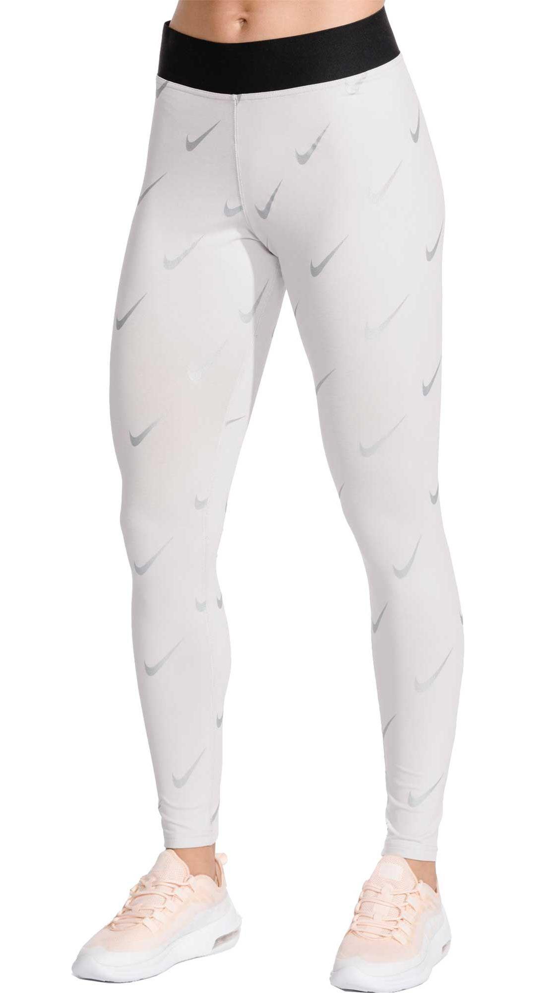 3f78475706 Nike Women's Sportswear Leg-A-See Metallic Leggings | DICK'S ...