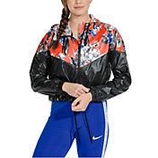 Nike Women's Hyper Femme Crop Windrunner