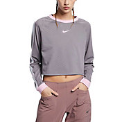 Nike Women's Hyper Femme Long Sleeve Top