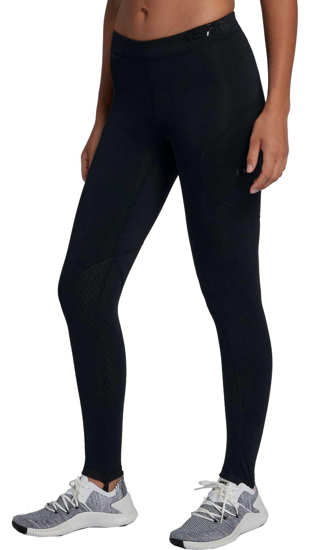 6e7dd53d13 Nike Women's Pro HyperWarm Training Tights | DICK'S Sporting Goods