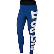 6169b78a756a8 Nike Leg-A-See Leggings | Best Price Guarantee at DICK'S