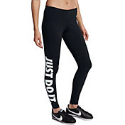 Nike Women's Sportswear Just Do It Leg-A-See Leggings