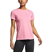 Nike Women's Dry Heatherized Legend T-Shirt