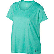 Nike Woman's Plus Size Dry Legend Training T-Shirt
