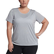 Nike Women's Plus Size Dry Legend T-Shirt