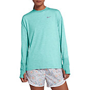 Nike Women's Element Long Sleeve Running Shirt