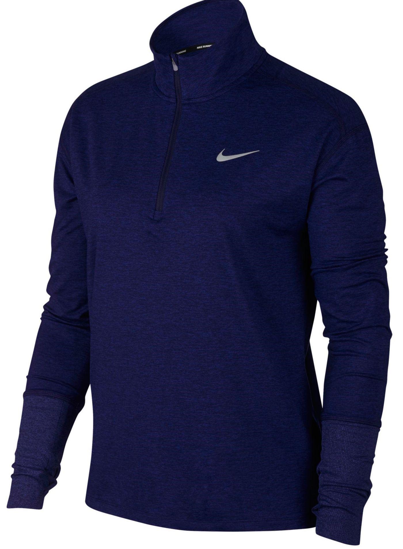 Nike Women's Element Half-Zip Running Pullover
