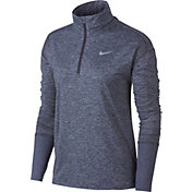 Nike Women's Element Half-Zip Running Pullover