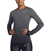 Nike Women's Medalist Long Sleeve Running Shirt