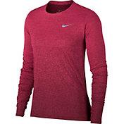Nike Women's Medalist Long Sleeve Running Shirt