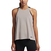 Nike Women's Dry Elevated Elastika Training Tank Top